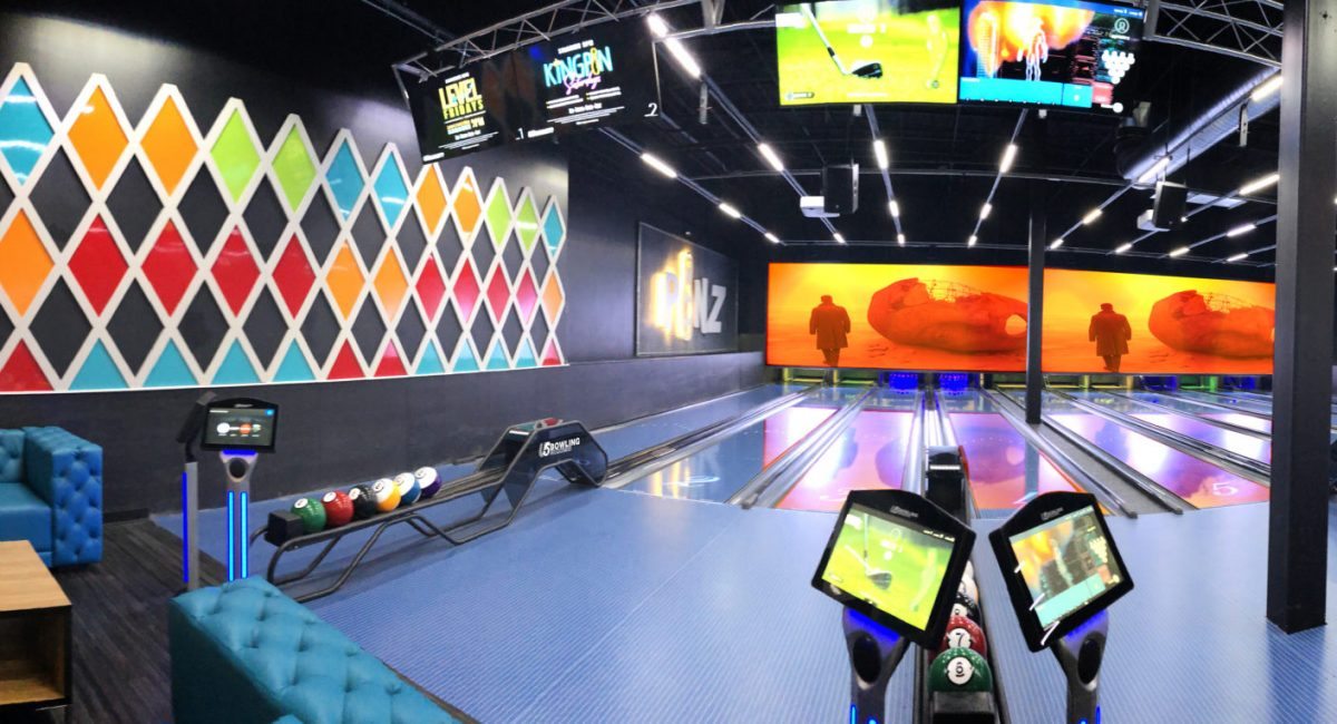 Bowling Alley Builder, Bowling Center