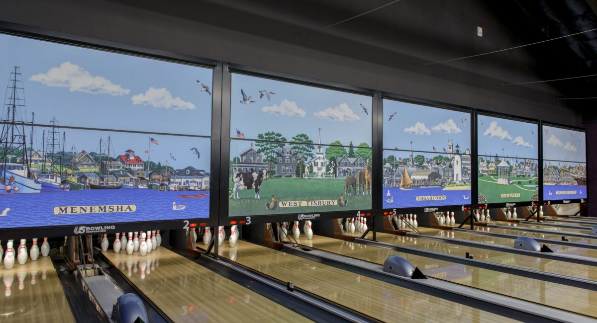 Commercial Bowling Alley Builder