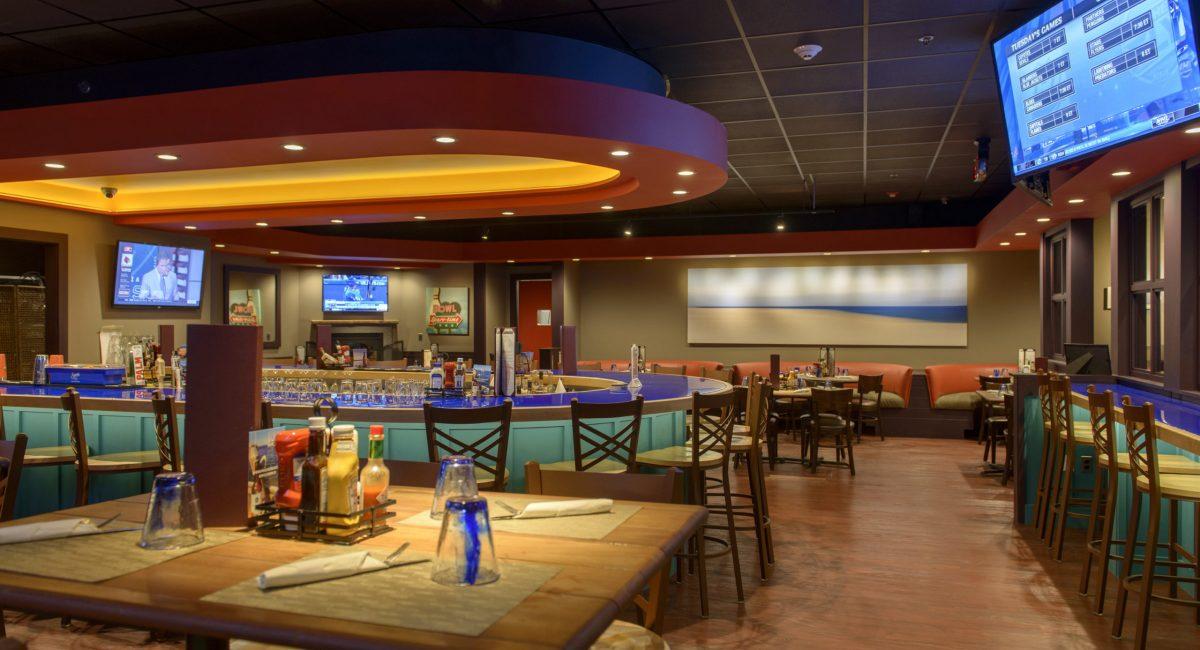 The Bar at The Barn Bowling
