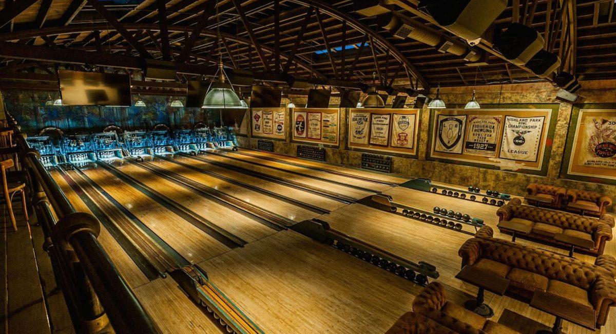 Highland Park Bowling
