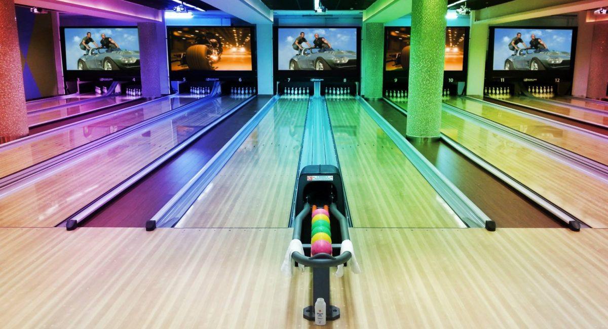 Duckpin Bowling Alley
