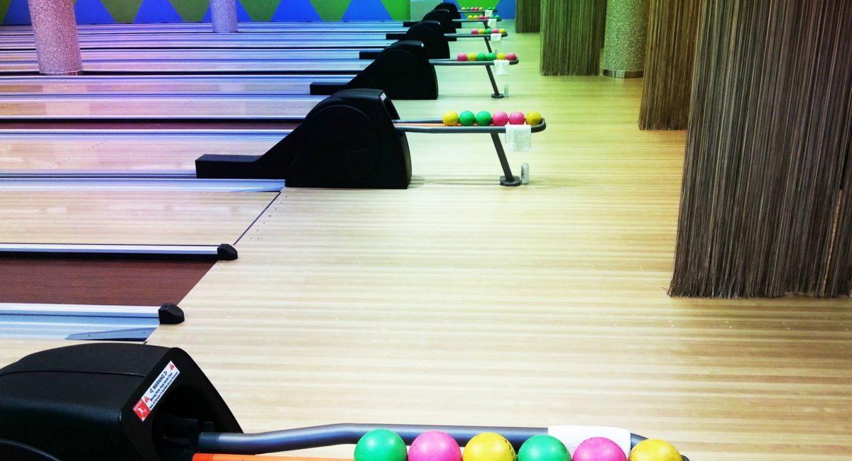 Duck Pin Bowling Balls