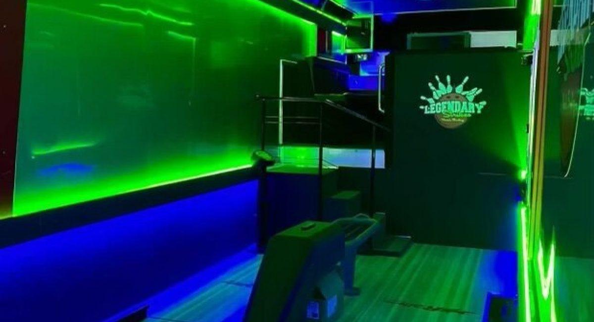 Legendary Strikes Rollerball Mini Bowling 2