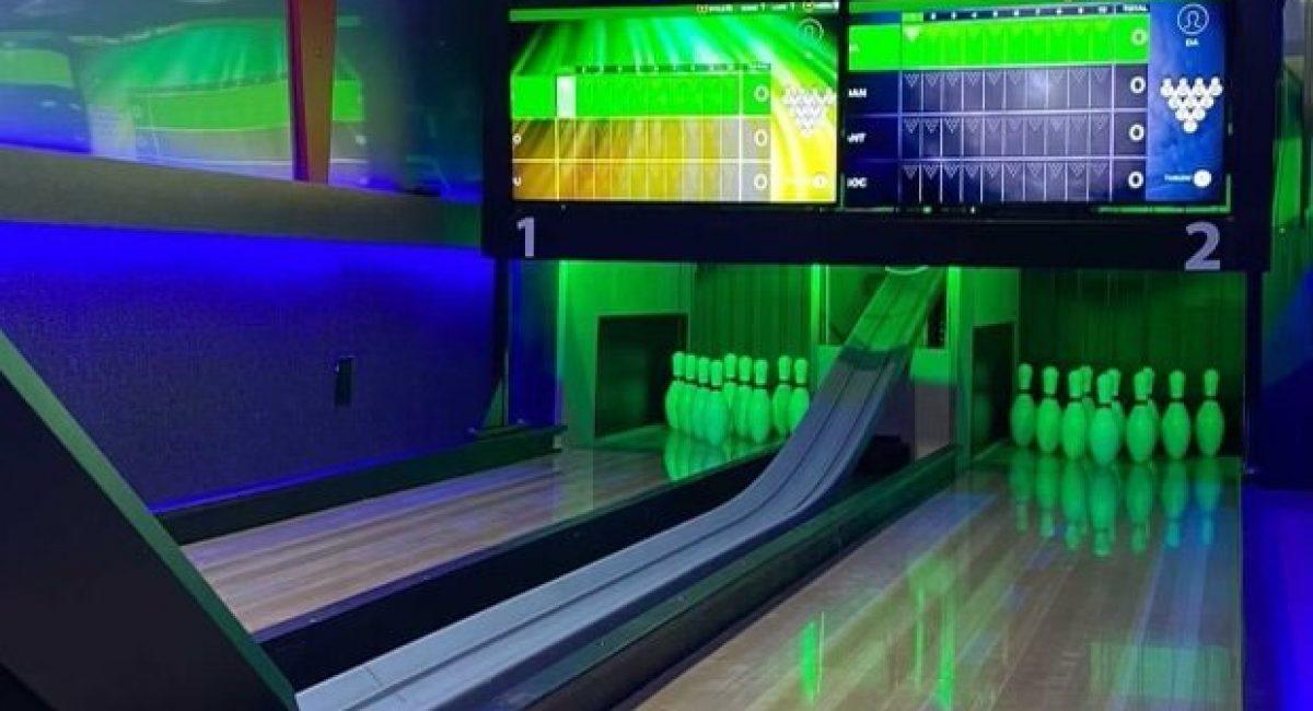 Legendary Strikes Rollerball Mini Bowling 8