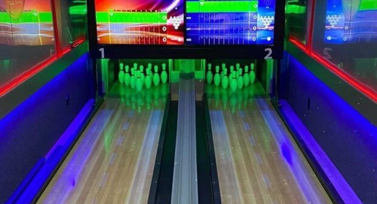 Legendary Strikes Rollerball Mini Bowling 9